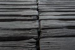 Старая выдержанная деревянная текстура стелюги стула Стоковые Фотографии RF