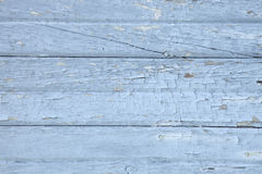 Старая выдержанная покрашенная текстура деревянных доск Стоковые Изображения