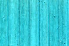 Старая голубая деревянная текстура с естественными картинами Стоковые Фото