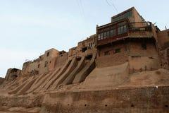 старая города kashgar Стоковые Изображения