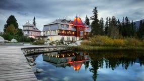 Старая гостиница Стоковое Фото