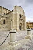 Старая готская церковь Стоковая Фотография
