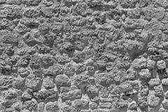 Старая грубая каменная текстура Стоковое Изображение