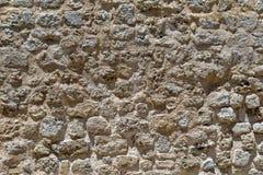 Старая грубая каменная текстура Стоковые Фото