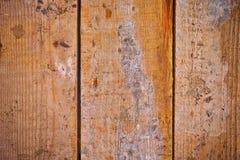 Старая грязная деревянная предпосылка планки стоковые изображения rf