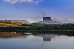 Старая главная гора Стоковые Фото