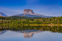 Старая главная гора Стоковое Фото