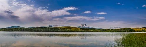Старая главная гора Стоковое фото RF