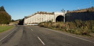 Старая главная дорога Стоковая Фотография