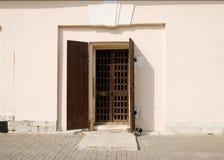 Старая дверь Стоковая Фотография