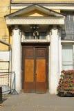 Старая дверь Стоковое Изображение RF