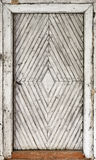 Старая дверь Стоковые Фотографии RF