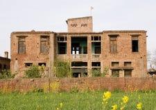 старая дезертированная зданием Стоковое Фото