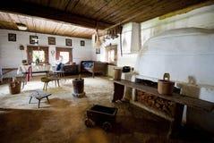 Старая деревенская комната Стоковое Изображение RF