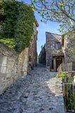 Старая деревня в Провансали Стоковые Фотографии RF