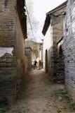 Старая деревня нового Milulou стоковые фото