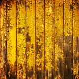 Старая деревянная деревенская предпосылка Стоковое фото RF