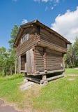 Старая деревянная дом Стоковые Фото