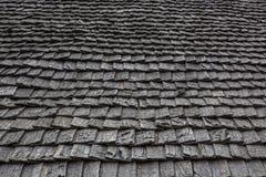 Старая деревянная крыша стоковое фото rf
