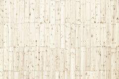 Старая деревянная предпосылка стены планки стоковое изображение