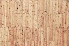 Старая деревянная предпосылка стены планки стоковые изображения