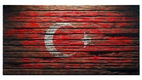 Старая деревянная предпосылка текстуры иллюстрация вектора
