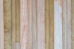 Старая деревянная текстура планки для предпосылки Стоковое Фото