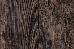 Старая деревянная текстура предпосылки естественных деревянных доск запятнала острословие Стоковые Изображения