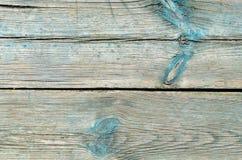 Старая деревянная текстура предпосылки планки Стоковое фото RF