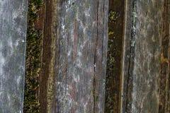 Старая деревянная текстура с естественными картинами и отказами на поверхности как предпосылка Затмите от центра Стоковые Фотографии RF
