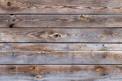 Старая деревянная текстура с естественными картинами Стоковые Изображения
