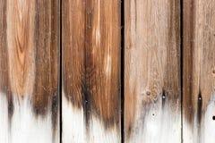 Старая деревянная текстура с естественными картинами Стоковое Изображение RF