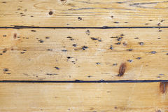 Старая деревянная текстура Стоковое Изображение