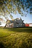Старая дом фермы Стоковое Изображение RF