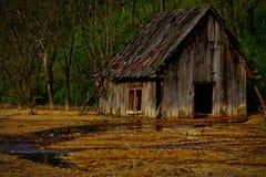 Старая дом Стоковые Изображения