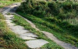 старая дорога Стоковые Изображения RF