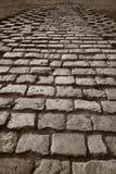старая дорога Стоковое Изображение RF