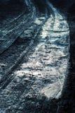 старая дорога Стоковые Фотографии RF