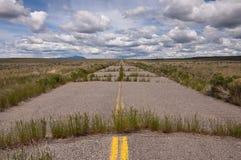 старая дорога Стоковая Фотография RF