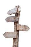 старая древесина знака стоковые фотографии rf