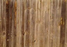 старая древесина планки Стоковая Фотография RF
