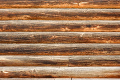 старая древесина стены Стоковые Фотографии RF