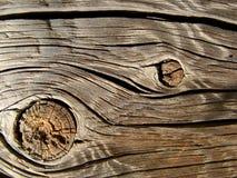 старая древесина текстуры Стоковая Фотография RF