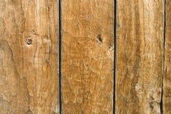 Старая деревенская деревянная предпосылка Стоковые Изображения