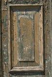 Старая деревянная дверь Стоковая Фотография RF