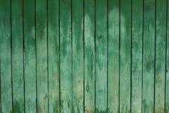 Старая деревянная предпосылка загородки стоковое фото
