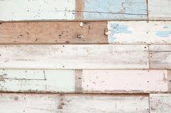Старая деревянная предпосылка, красивая старая деревянная текстура Стоковые Фотографии RF
