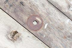 Старая деревянная предпосылка, красивая старая деревянная текстура Стоковые Изображения RF