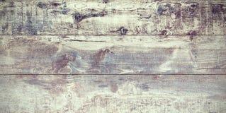 Старая деревянная предпосылка, ретро деревенские доски Стоковая Фотография RF