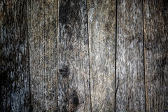 Старая деревянная предпосылка стены Стоковое фото RF